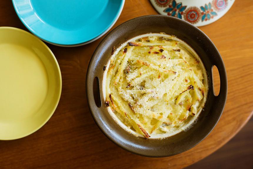 お家で作れる北欧料理。スウェーデン伝統「グラタン」レシピ