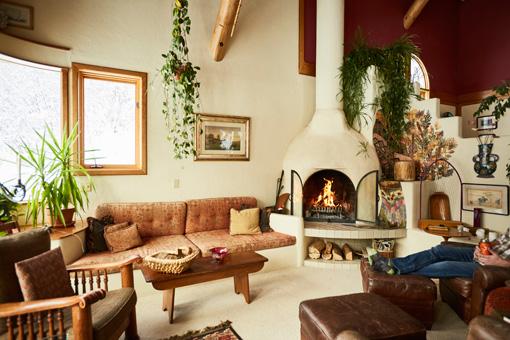 Airbnbが提供する宿泊先