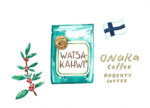 ROBERT'S COFFEE「おなかコーヒー」