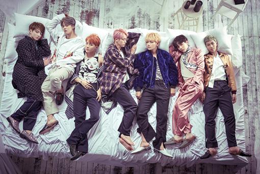 防弾少年団。彼らは9月18日にニューアルバムのリリースを控えている。