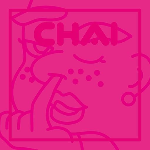 CHAI『PINK』ジャケット