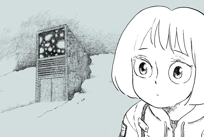 スバールバル世界種子貯蔵庫って? 漫画家・佐々木充彦が描く