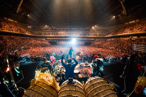 『JUICE UP!! TOUR FINAL』の模様(2017年3月19日、さいたまスーパーアリーナーにて)