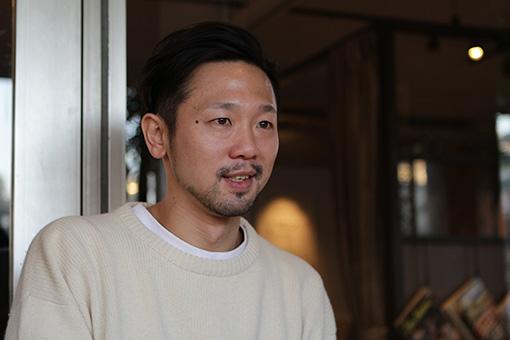 コペンハーゲンを拠点に活動する建築家、加藤比呂史氏