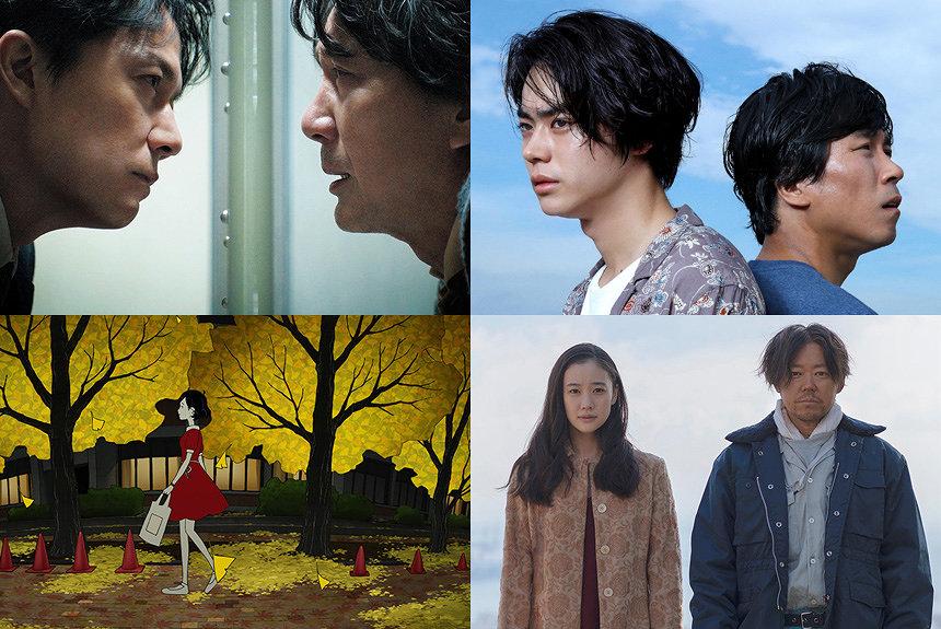 『第41回日本アカデミー賞』最優秀賞決定 『三度目の殺人』が最多6冠