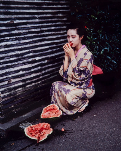 Nobuyoshi Araki, Colourscapes, 1991, Museum of Sex Collection