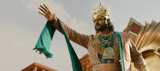 偉大なヒシュマティ王国 『バーフバリ 王の凱旋』 ©ARKA MEDIAWORKS PROPERTY, ALL RIGHTS RESERVED.