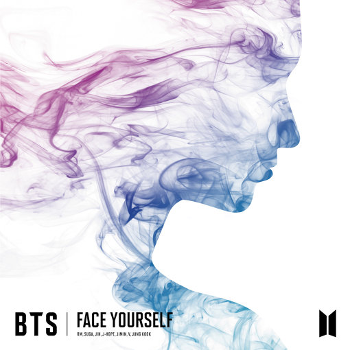 BTS『FACE YOURSELF』ジャケット