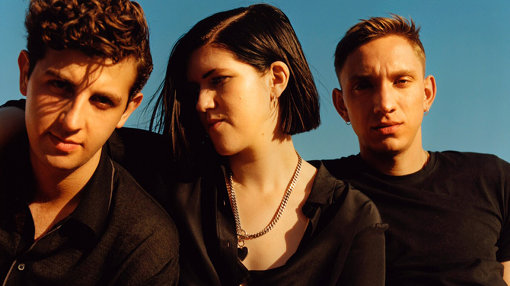 The xx ©Laura Coulson