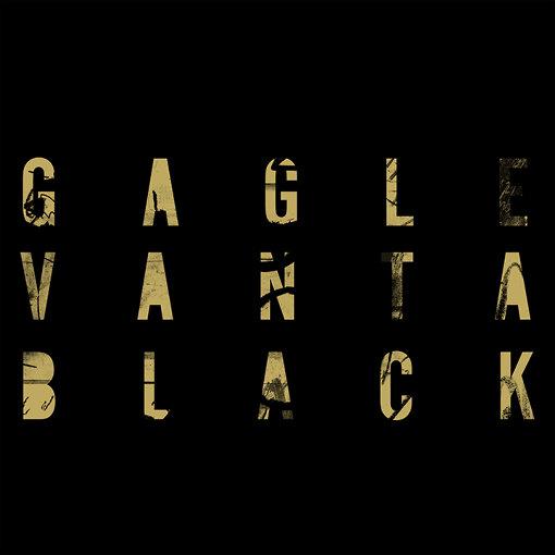 GAGLE『VANTA BLACK』ジャケット