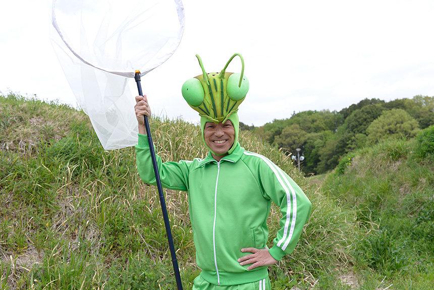 『香川照之の昆虫すごいぜ!』新作が5月放送 「クマバチ」に人生を学ぶ