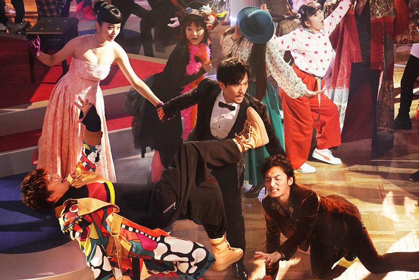 香取×草彅×稲垣の主演映画『クソ野郎と美しき世界』は「事件」である