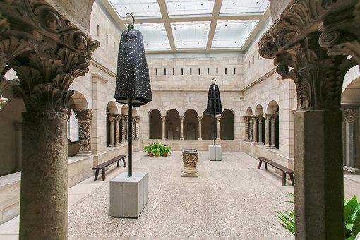 美術館内展示風景  Gallery View, Saint-Guilhem Cloister. Image: © The Metropolitan Museum of Art