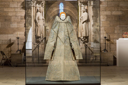 美術館内展示風景  Gallery View, Romanesque Hall.Image: © The Metropolitan Museum of Art