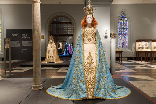 美術館内展示風景 Gallery View, Medieval Europe Gallery. Image: © The Metropolitan Museum of Art