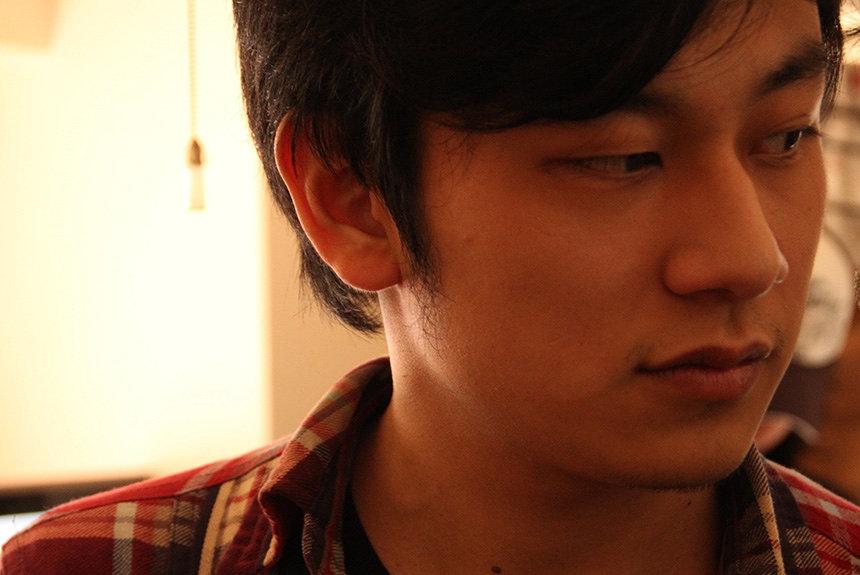 詩人から転身した映画監督・中川龍太郎に、太賀らの証言で迫る