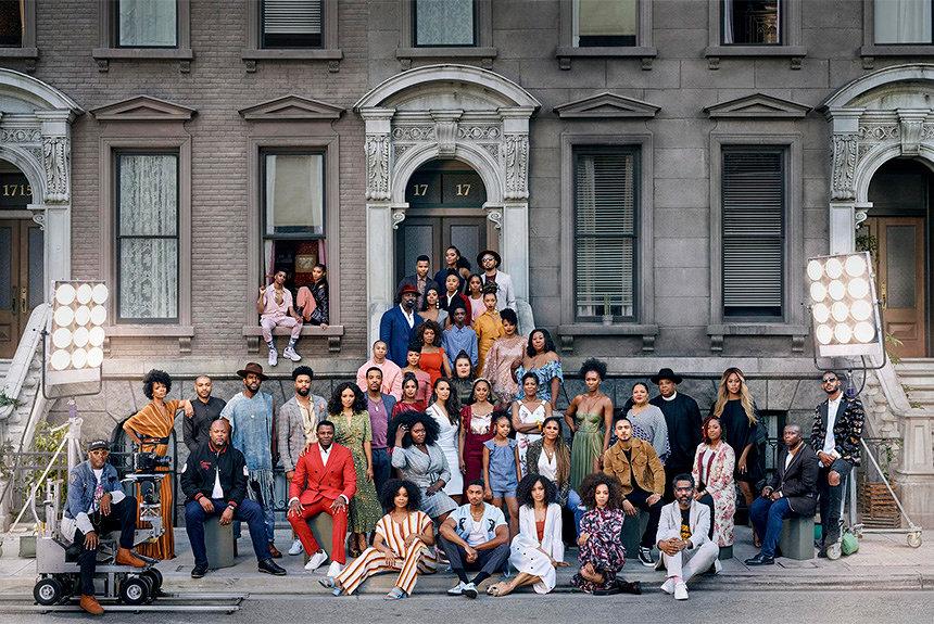 47人の黒人俳優や監督が集う Netflixによる『A Great Day in Hollywood』