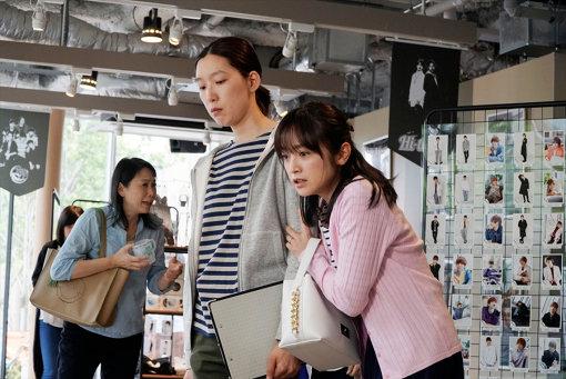 ドラマ版『婚外恋愛に似たもの』©エイベックス通信放送
