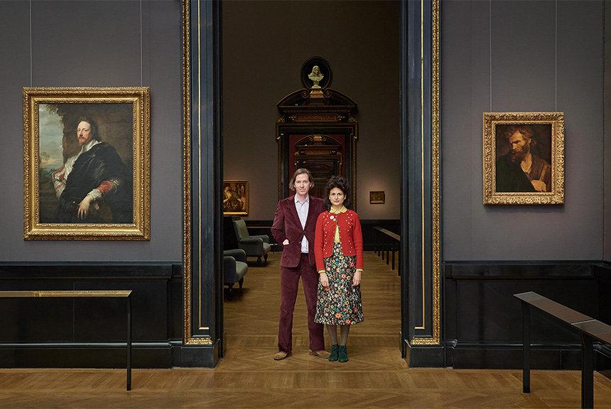ウェス・アンダーソンが美術展を初キュレーション。ウィーン美術史美術館で