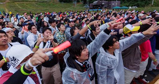 長野県で開催されたアニソンフェス『アニエラフェスタ2017』の様子