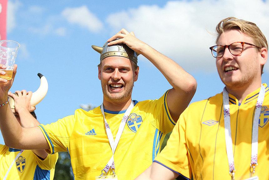 北欧サッカーの完成型スウェーデンに学ぶ、ベスト8進出への鍵
