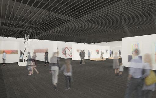 アーティゾン美術館6階展示室イメージ