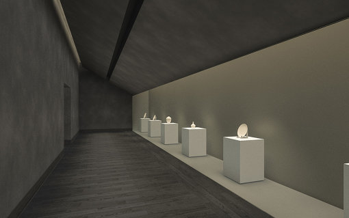 新設される古美術展示室イメージ