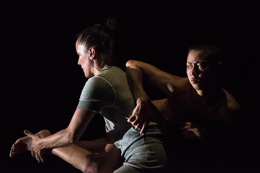 当たり前がひっくり返る ダンスの祭典『Dance New Air』の違和感