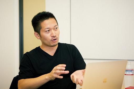 稲田雅彦(株式会社カブク代表取締役社長兼CEO)