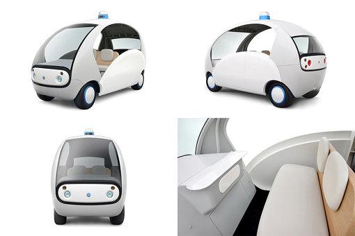 ティアフォーが提供する自動運転EV「Milee」