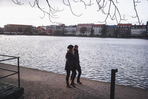 『コペンハーゲン・ファッションウィーク』の取材で訪れたコペンハーゲンでの街並みの様子
