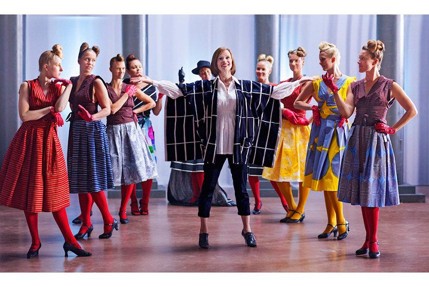 北欧諸国の土地柄や国民性とともに、そのファッションを考察する