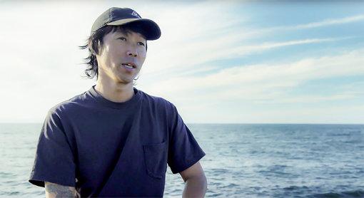 『SOUNDS LIKE SHIT: the story of Hi-STANDARD』より。上から:横山健、恒岡章、難波章浩