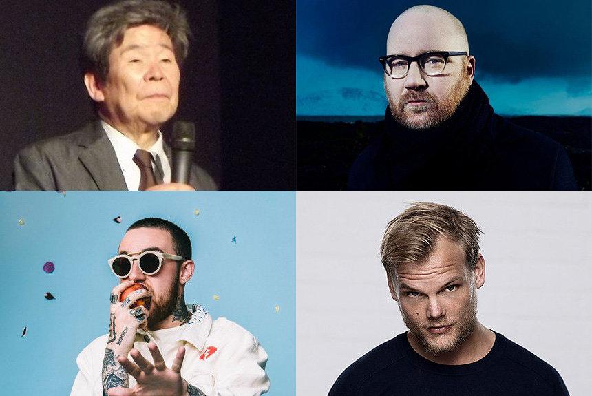 高畑勲、さくらももこ、スタン・リー…2018年に逝去したカルチャー界の50人