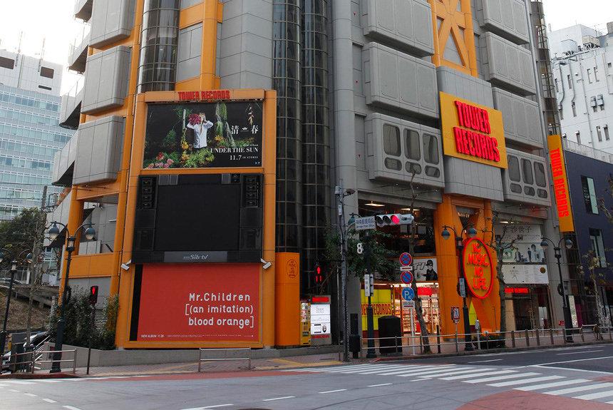 タワーレコード渋谷店がリニューアル。イベントスペースやK-POPフロア拡張