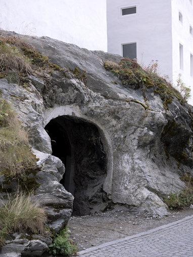 かつて修道院や醸造所だった建物が生まれ変わった ©Studio Stefano Graziani, Muzeum Susch, Art Stations Foundation CH