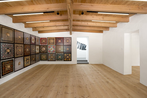 美術館内部 ©Studio Stefano Graziani, Muzeum Susch, Art Stations Foundation CH