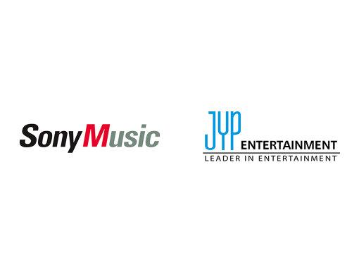 日本のソニーミュージックと韓国のJYPエンターテインメントがタッグを組む