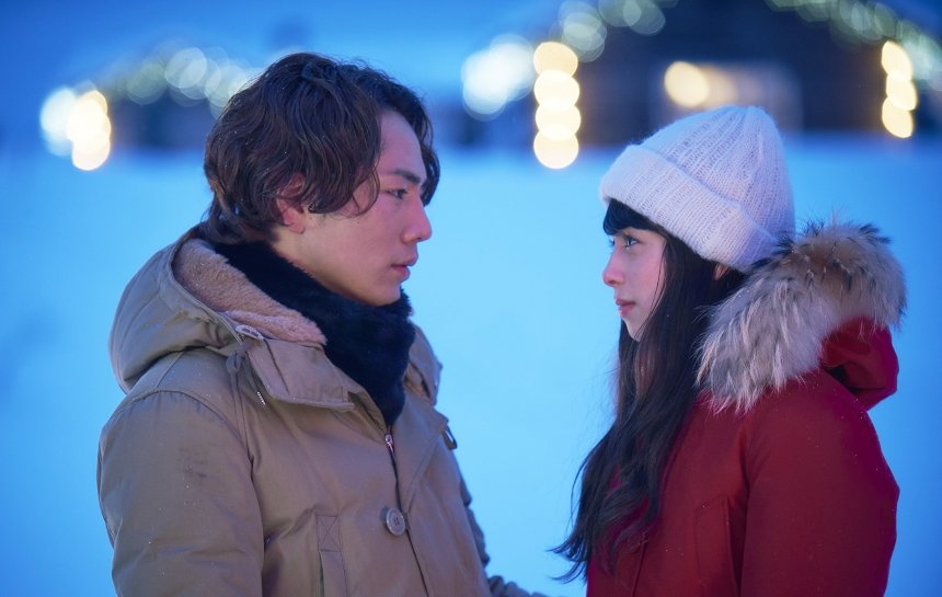 登坂広臣&中条あやみW主演『雪の華』、フィンランドの風景も注目