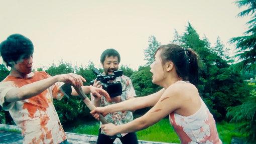 『カメラを止めるな!』 ©ENBU ゼミナール