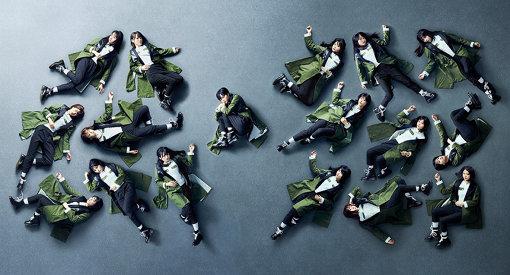 欅坂46の最新アーティスト写真