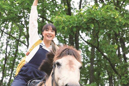 『なつぞら』ヒロイン・なつ役の広瀬すず(画像提供:NHK)