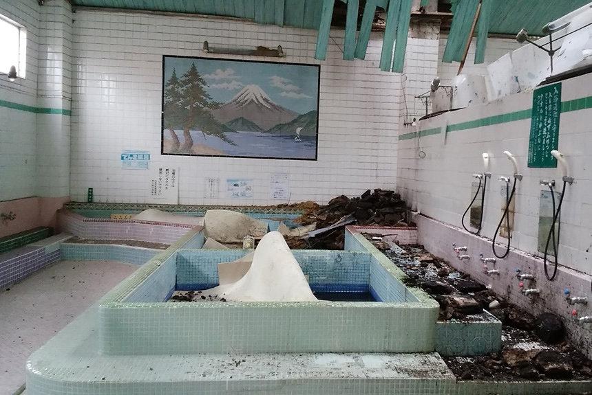 大阪の銭湯の7割が被災。再建支援者と考える、社会における銭湯の「効能」