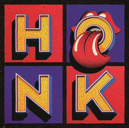 The Rolling Stones『HONK』ジャケット