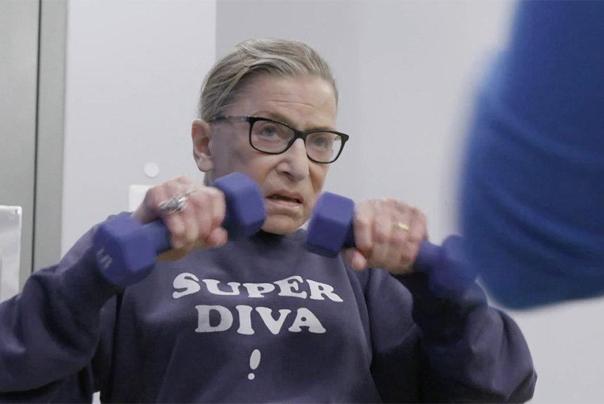 ティーンも熱狂する86歳の「RBG」。ルース・ベイダー・ギンズバーグとは?