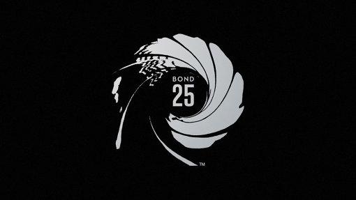 『007』の新作『BOND 25(仮題)』ロゴ