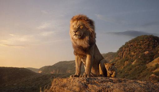 『ライオン・キング』 ©2019 Disney Enterprises, Inc. All Rights Reserved.