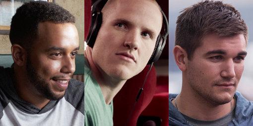 「落ちこぼれ」役の3人は俳優ではなく、実際の事件の当事者©2018 WARNER BROS. ENTERTAINMENT INC., VILLAGE ROADSHOW FILMS (BVI) LIMITED AND RATPAC-DUNE ENTERTAINMENT INC.