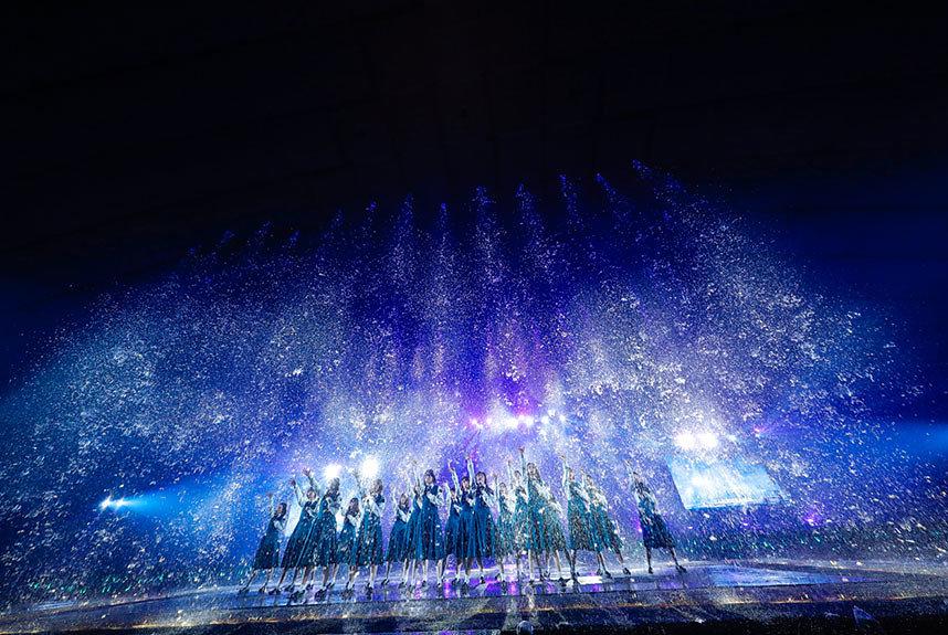 """欅坂46の東京ドーム公演を回顧。""""不協和音""""と平手友梨奈""""角を曲がる"""""""