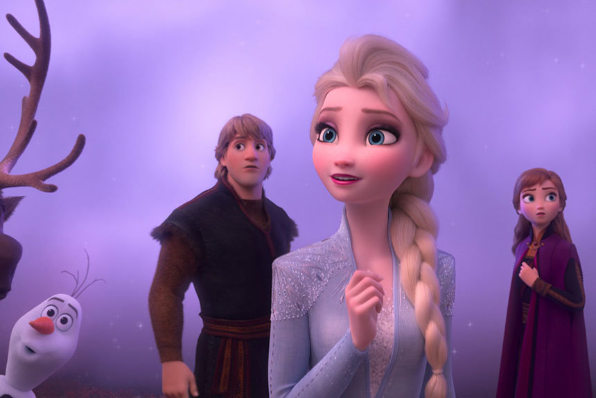 『アナと雪の女王2』の歌に注目。エルサのメイン曲など新曲多数